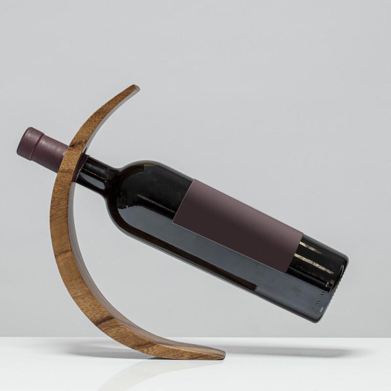 Weinflaschenhalter Balance