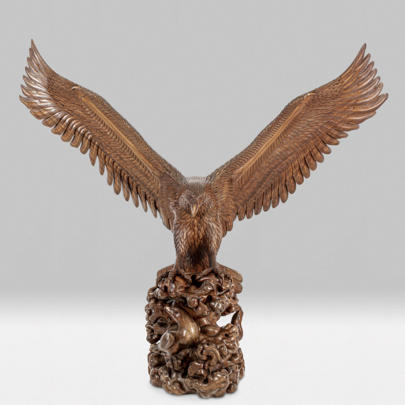 "Skulptur ""KÖNIGSADLER"""