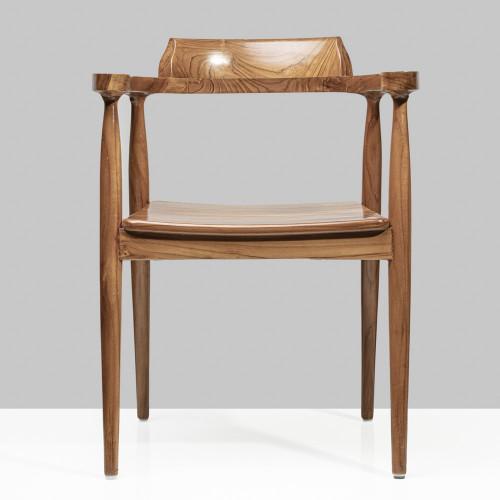 "Stuhl ""GRASIL"" aus Teakholz..."