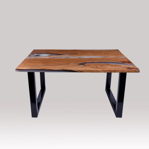 """Tisch """"NEBULA"""" aus Nussbaum..."""