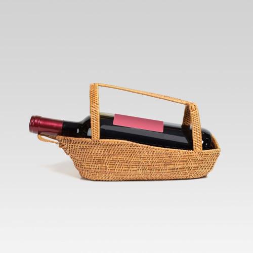 Weinkorb mit Griff | Öko...
