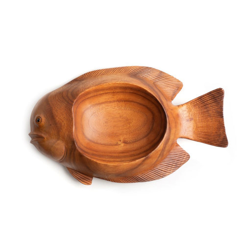 Schale mit Tiermotiv (Fisch...