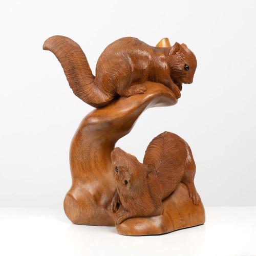 Eichhörnchen Skulptur |...