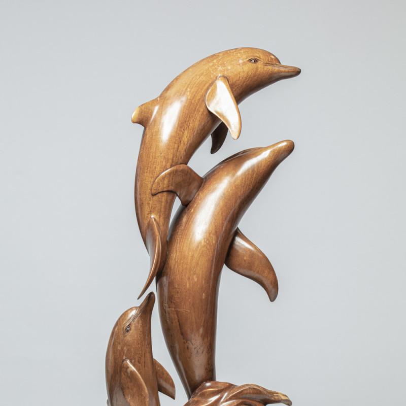 Delfinenfamilie