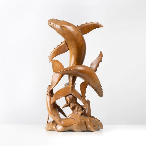 "Walskulptur ""FAMIGLIA"""
