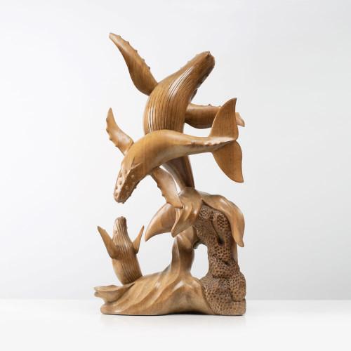 """Walskulptur """"QURRI"""""""