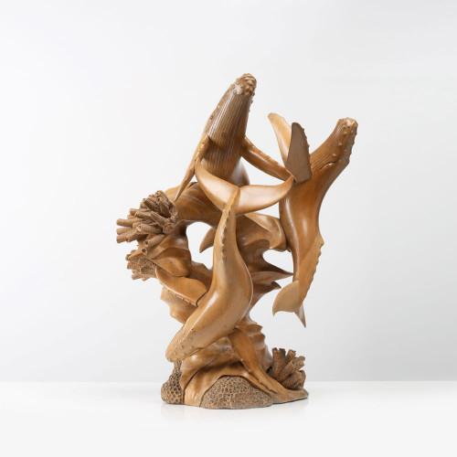 """Skulptur """"WALTANZ"""" mit..."""