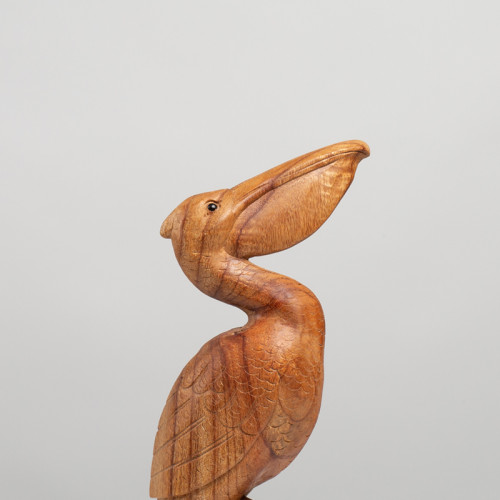 "Skulptur ""PELIKAN"""