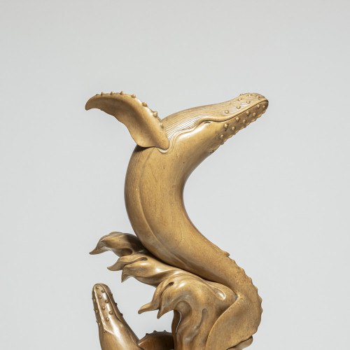 "Walskulptur ""WEDEA"""
