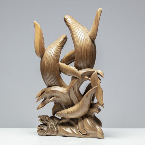 """Walskulptur """"LEA & LIAM"""""""