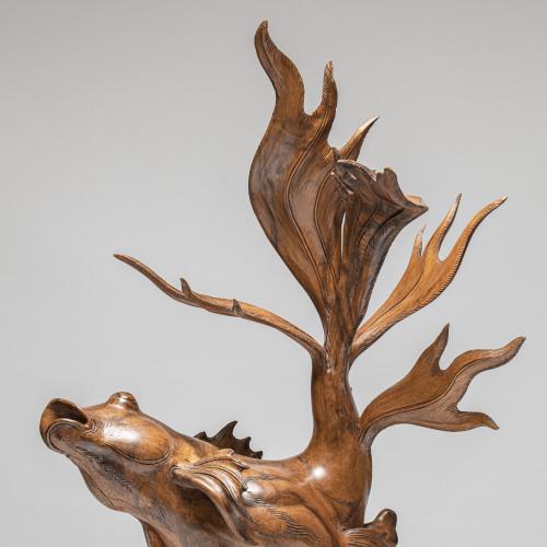 """Skulptur """"TIMERE"""""""