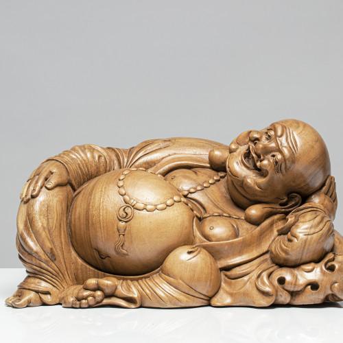 """Buddha Skulptur """"YIN YANG""""..."""