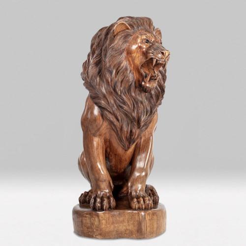 """Skulptur """"LEONHARD"""""""