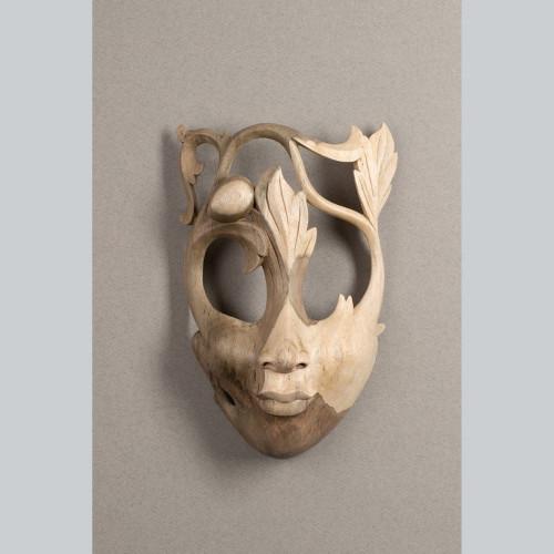 "Holzmaske ""APERTUR"" |..."