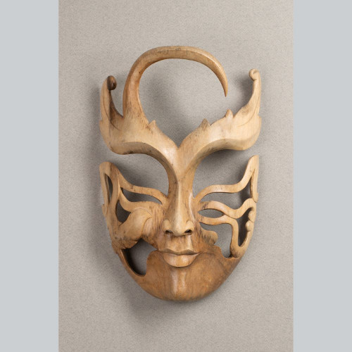 "Holzmaske ""COLLIN"" |..."