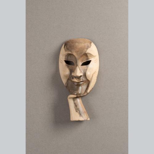 "Holzmaske ""LIMA"" | Wanddeko..."