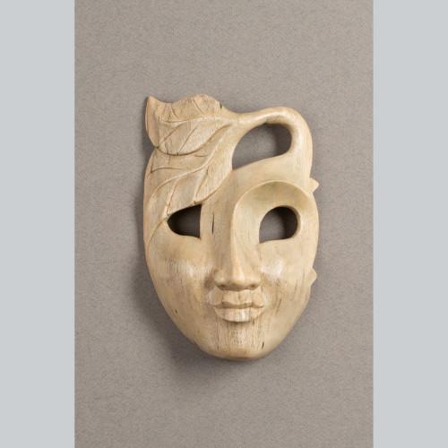 "Holzmaske ""LORICA"" |..."