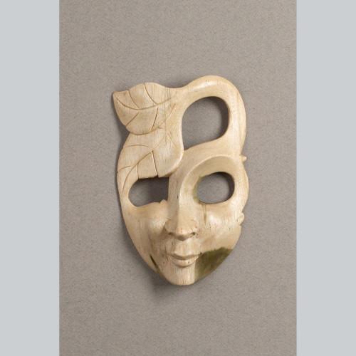 "Holzmaske ""LIGULA"" |..."
