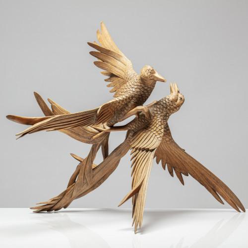 "Vogelskulptur ""NURI"" |..."