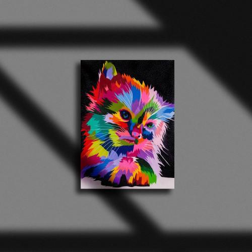Gemälde mit Tiermotiv