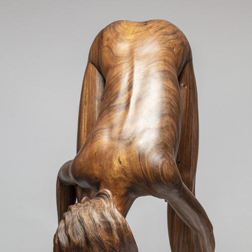 "Skulptur ""VENUS"" | Vollholz"