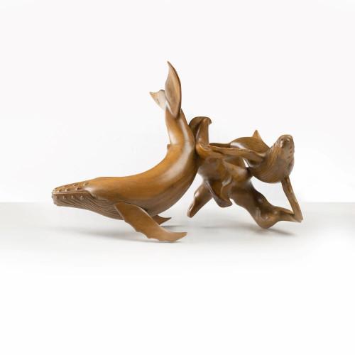 "Walskulptur ""DERIYAH"""
