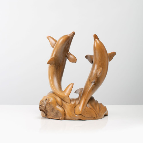 "Delfinskulptur ""NEVIO"""
