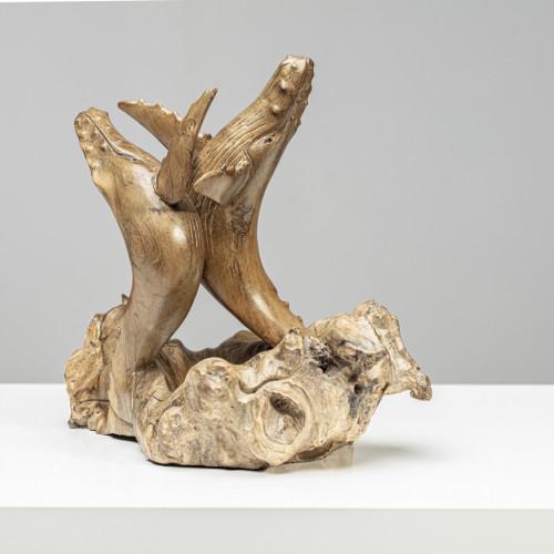 """Walskulptur """"KLARA & KLY"""""""
