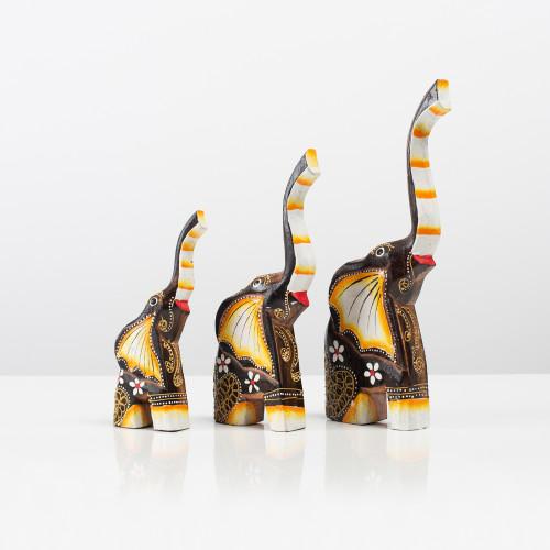 """Holzfigur """"Elefant""""..."""
